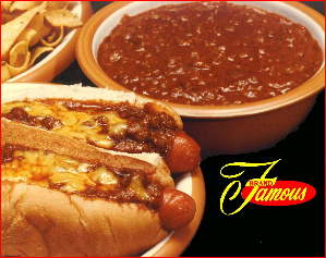 Famous Brand Hot Dog Chili Sauce